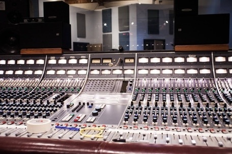 Neve 8068 featuring 31102 mic preamps, the best Neve preamp ever made