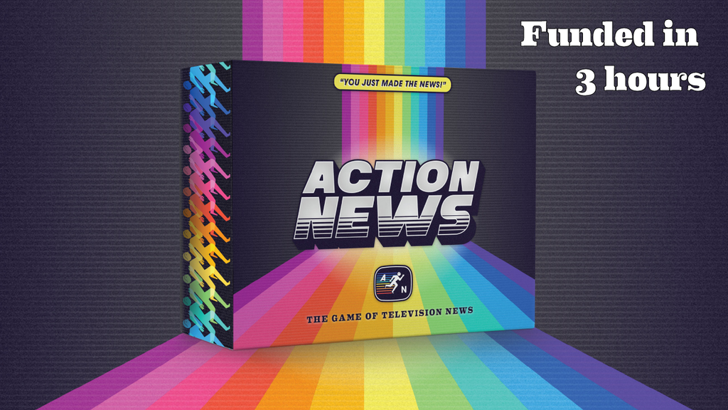 Action News: The Game of Television News project video thumbnail