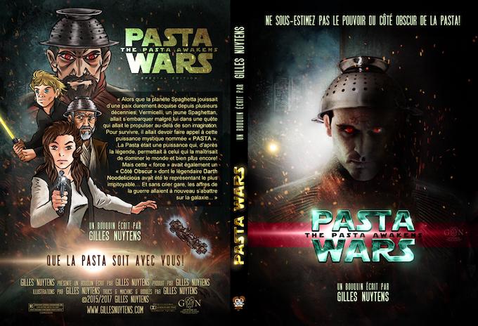 Couverture de Pasta Wars