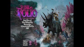 The Folio #15, 1E/5E Format Adventure Module