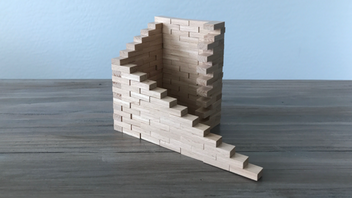 ARRIS BLOCK: The worlds smallest magnetic wooden blocks