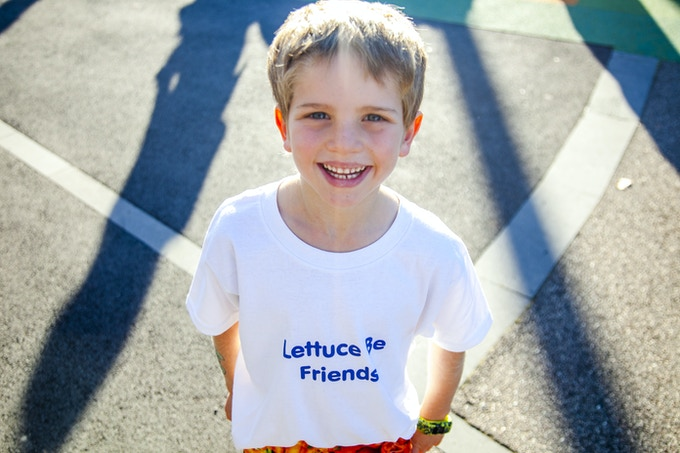 And Lettuce Be Friends!