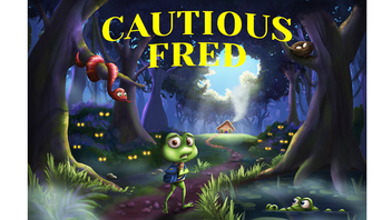 Cautious Fred - A Children's Book