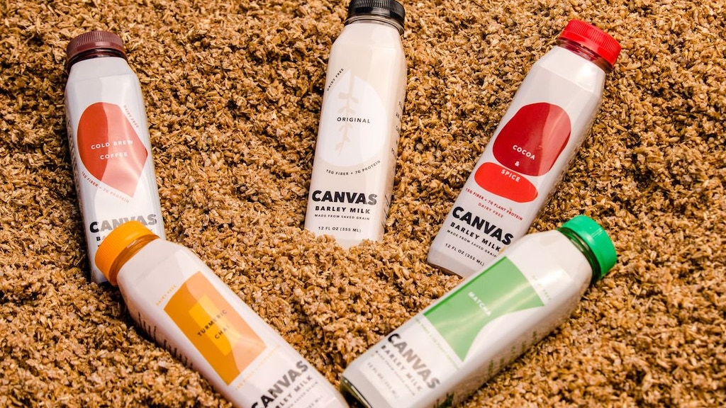 CANVAS: A Revolutionary New Beverage Made from 'Saved Grain' project video thumbnail