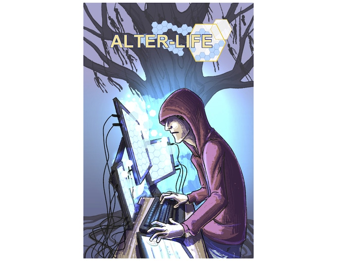 Official Cover of Issue 3