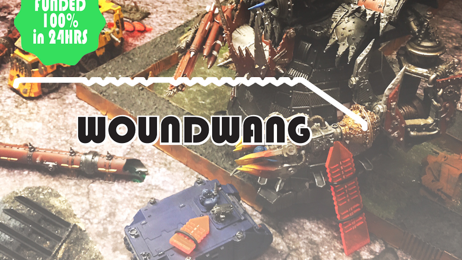 A super simple gaming aid. Track wounds and damage on models/units/characters for tabletop and roleplay games.