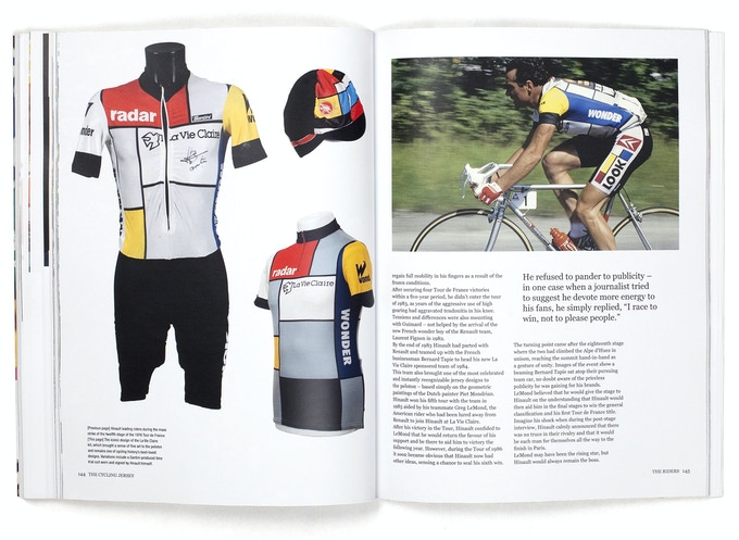 This final chapter examines the personal stories from the growing number of  aficionados who champion the lasting legacy of the cycling jersey. 90912a5de