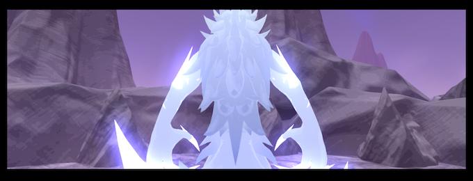 Wolf (Greater Spirit & Boss Enemy)