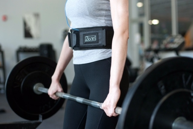 Zenn Power Belt is suited for both men and women and comes in different sizes.