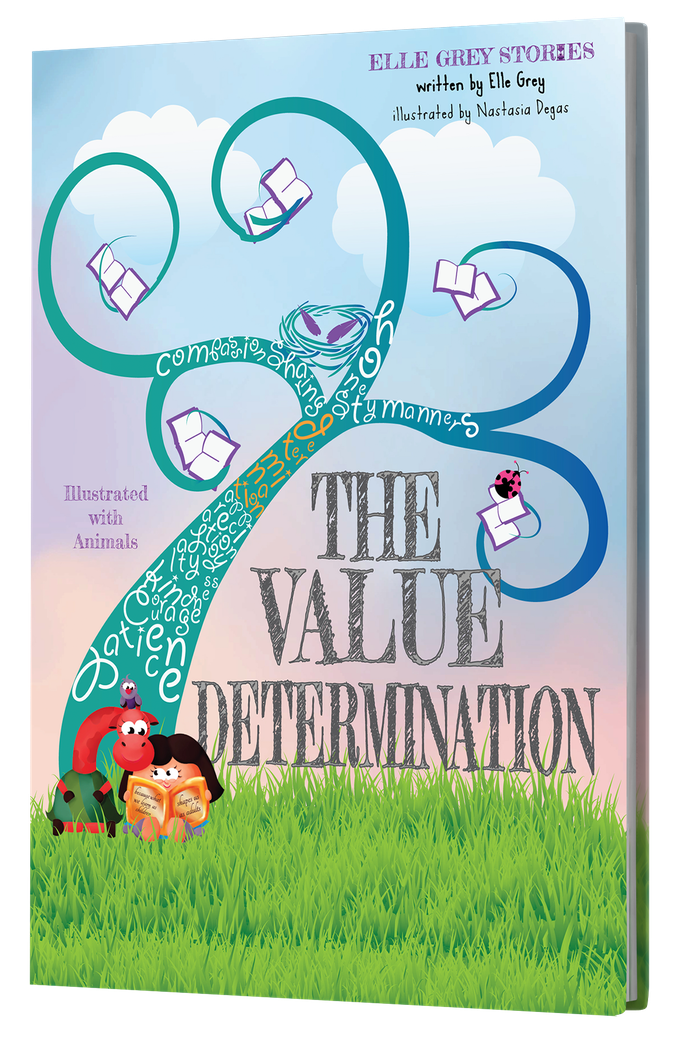 """No one succeeds without trying. There will be times nothing will seem to work. Each time that happens, just remember…  You're not failing; you're clearing the dirt!!""  -Elle Grey from the story, The Value Determination"