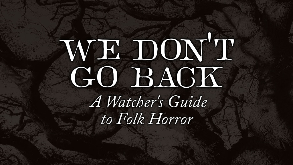 A handbook to folk horror in film and TV, in Britain, America and the rest of the world.