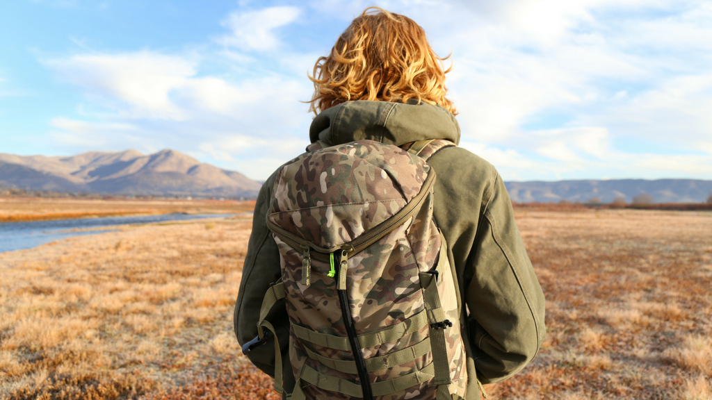 The Chameleon Pack: The Most Versatile Backpack in the World project video thumbnail