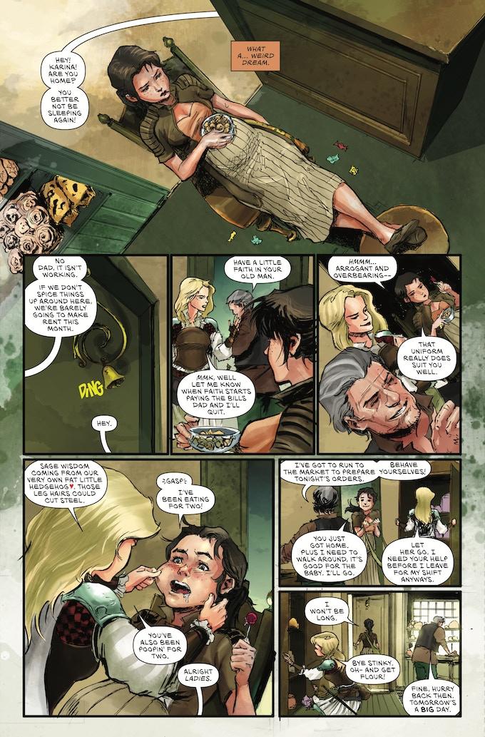 Hiraeth Page 1