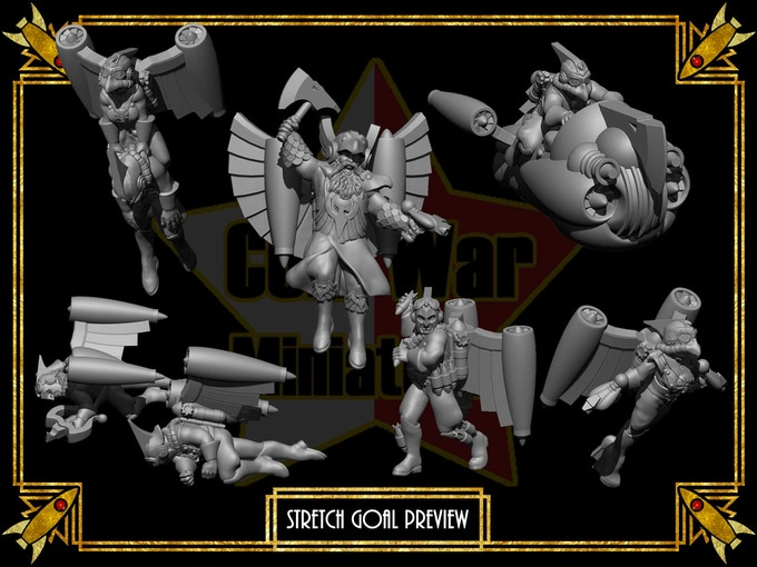 Stretch Goal Preview
