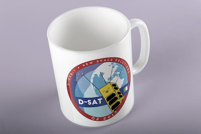 NEW REWARD - Mission Mug