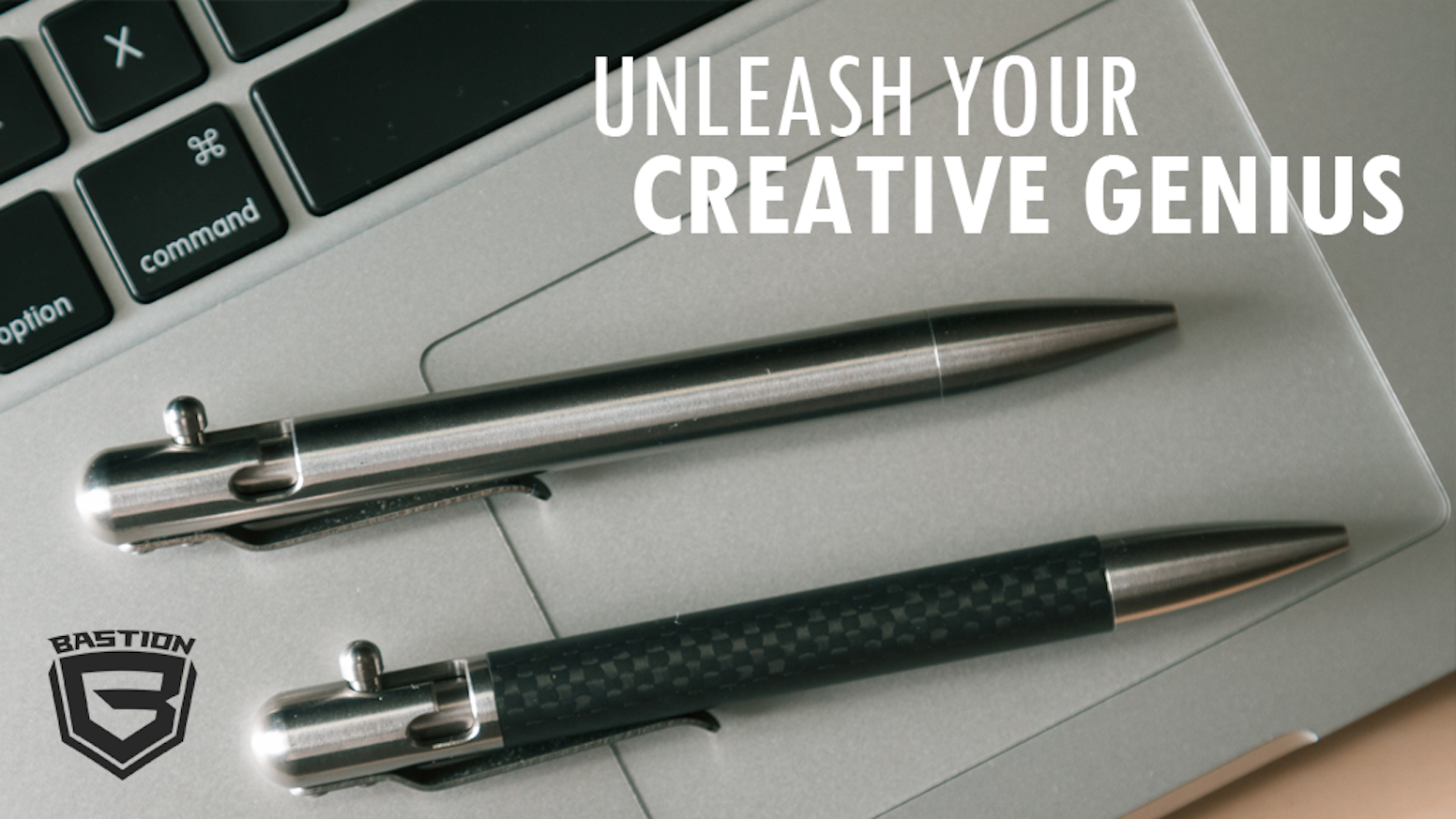 Unleash your creative genius with this luxury bolt action pen. Perfect for writing and sketching, it's your on the go companion.