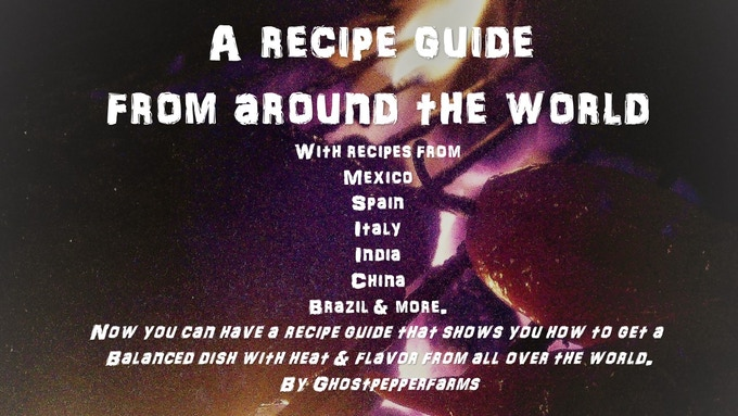 A Recipe Guide From Around The World