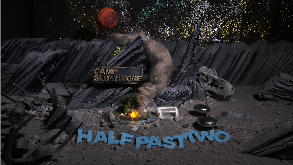 "Half Past Two ""Camp Slushtone/Mastering Karate"" 12"" Record project video thumbnail"