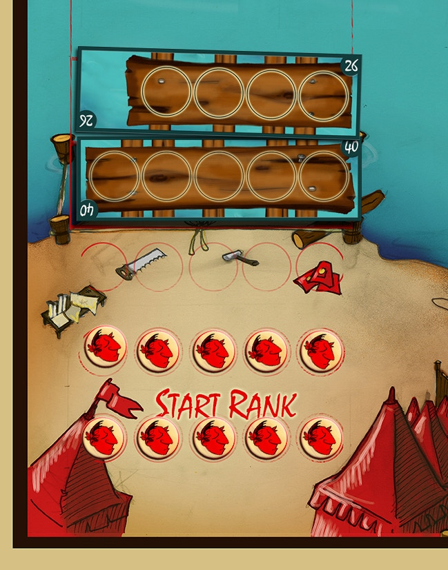 (tokens in start position)