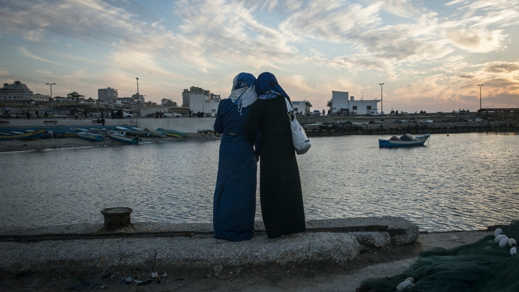 Gaza Girls: Growing Up in the Gaza Strip project video thumbnail