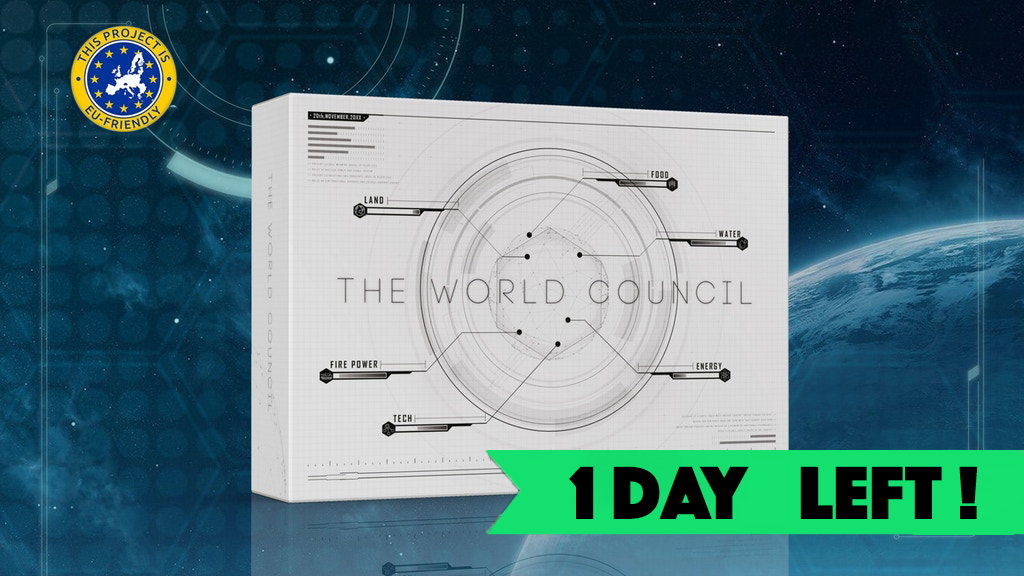 The World Council 2 - A Board Game For Summit project video thumbnail