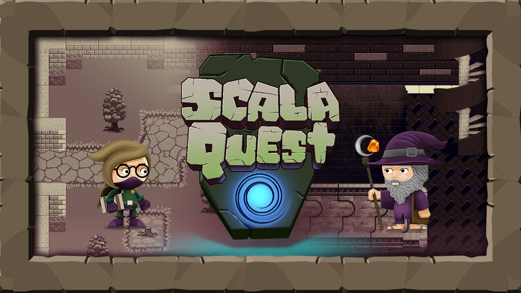 ScalaQuest - a game to learn Scala project video thumbnail