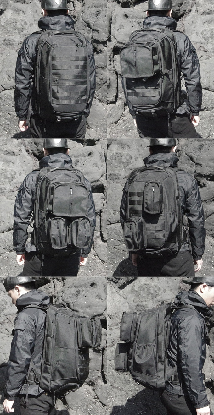 52748484274 Bagram Pack. Bagram Pack Bagram Pack is an Office   Gym   Travel backpack, 3 -bags-in-1 ...