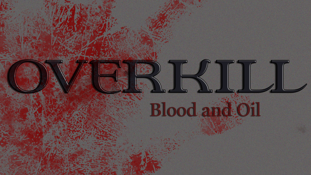 Overkill: The Action Movie Roleplaying Game project video thumbnail