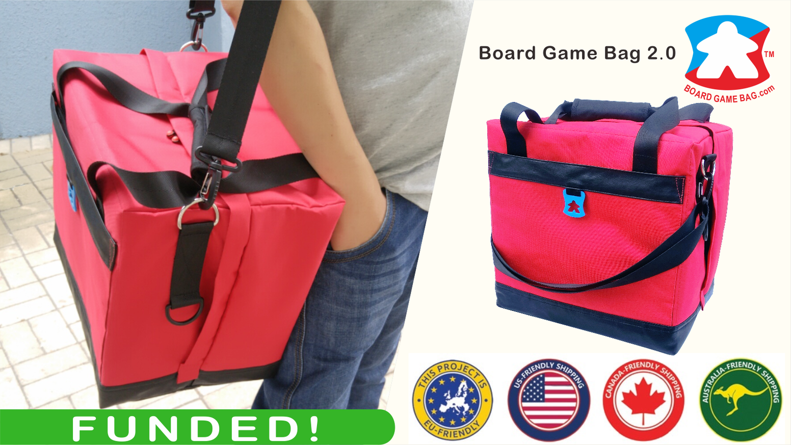 Padded Durable Heavy Duty Lightweight Foldable And Stylish Board Bag