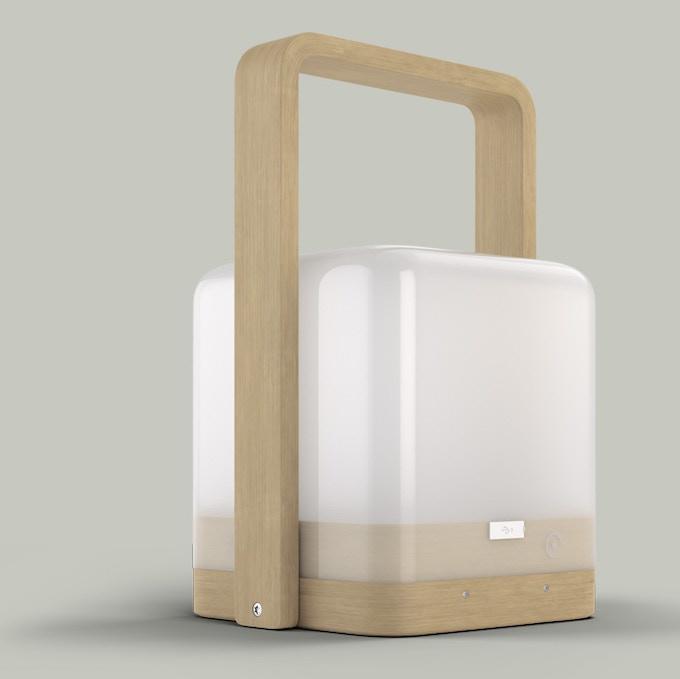 Lucis 2.0: Powerful Wireless Sustainable Mood Lamp (40watt ...