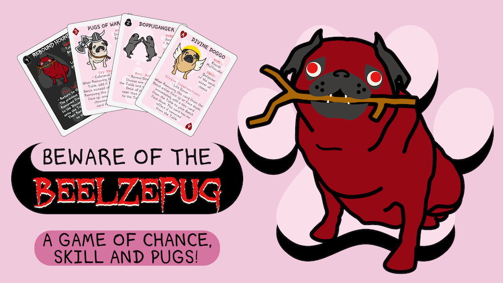 Beware of the Beelzepug project video thumbnail