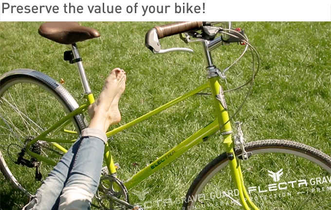 A good condition is a benefit for every bike and pays off with a few hundred bucks at resale sometimes.
