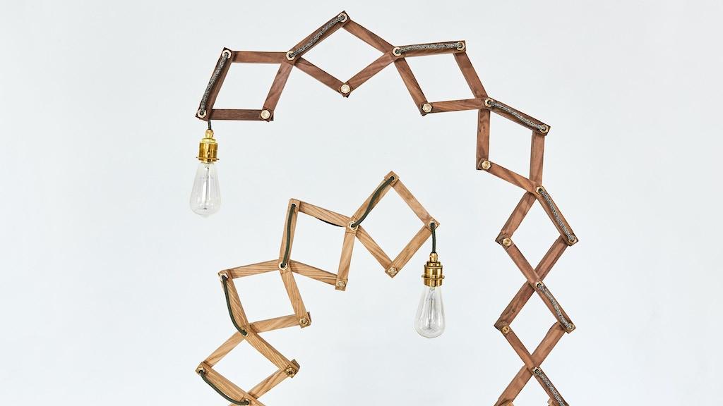 Crane, the Kinetic Lamp project video thumbnail