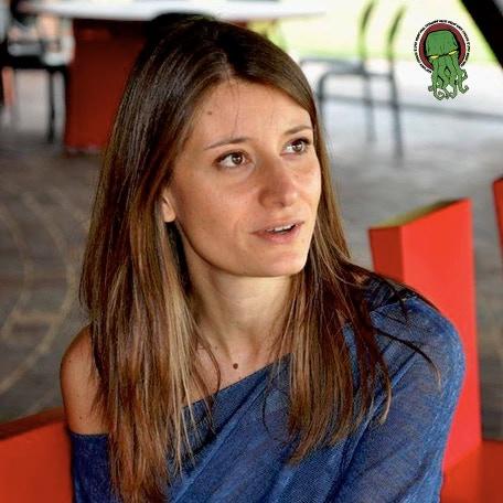 Our wonderful social media manager Marzia Keller