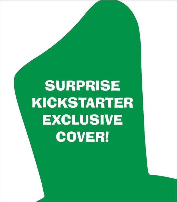 Watch for the Big Reveal of our Exclusive Gumby Kickstarter Cover Coming Soon!!!