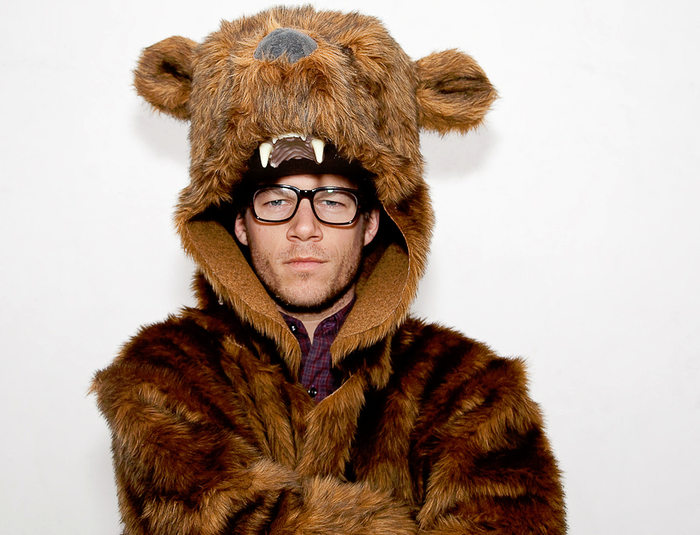 Griz Coat is a faux-fur grizzly bear jacket. Wear it proudly and remember: It's not a costume. It's a lifestyle.