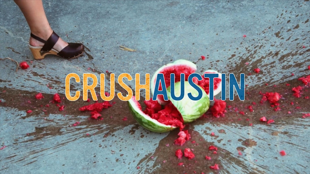 crushAustin project video thumbnail