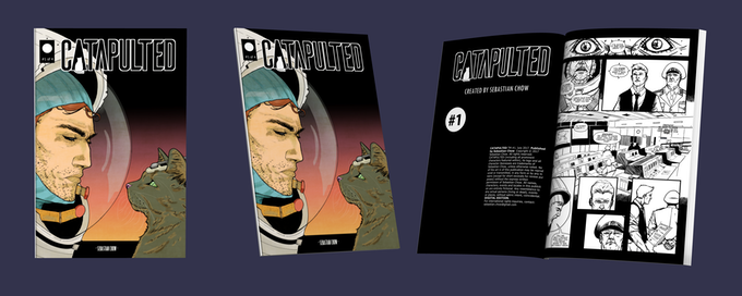 Preview of issue one.