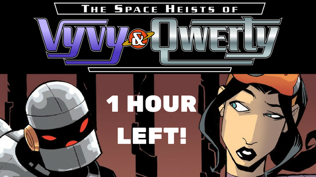 The Space Heists of Vyvy and Qwerty #2 project video thumbnail