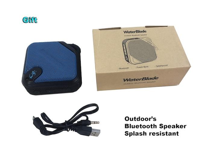 Waterblade Mini Speaker