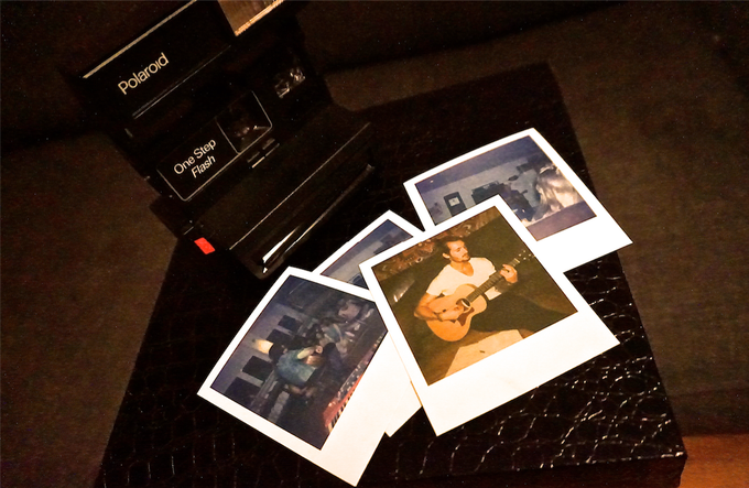 Polaroid Snaps - Available with a number of packages