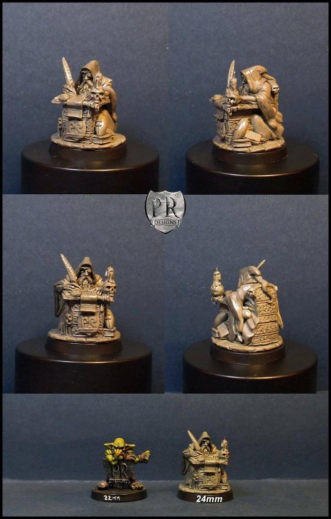 Ponchos avatar sculpt