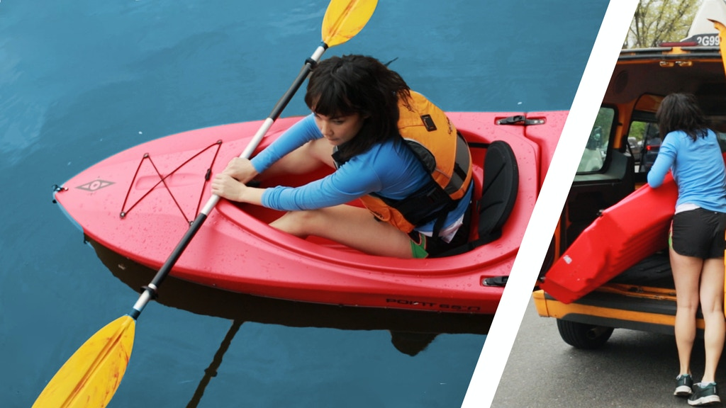 Gemini GT: Modular Solo/Tandem Hybrid Kayak by Point 65 ...