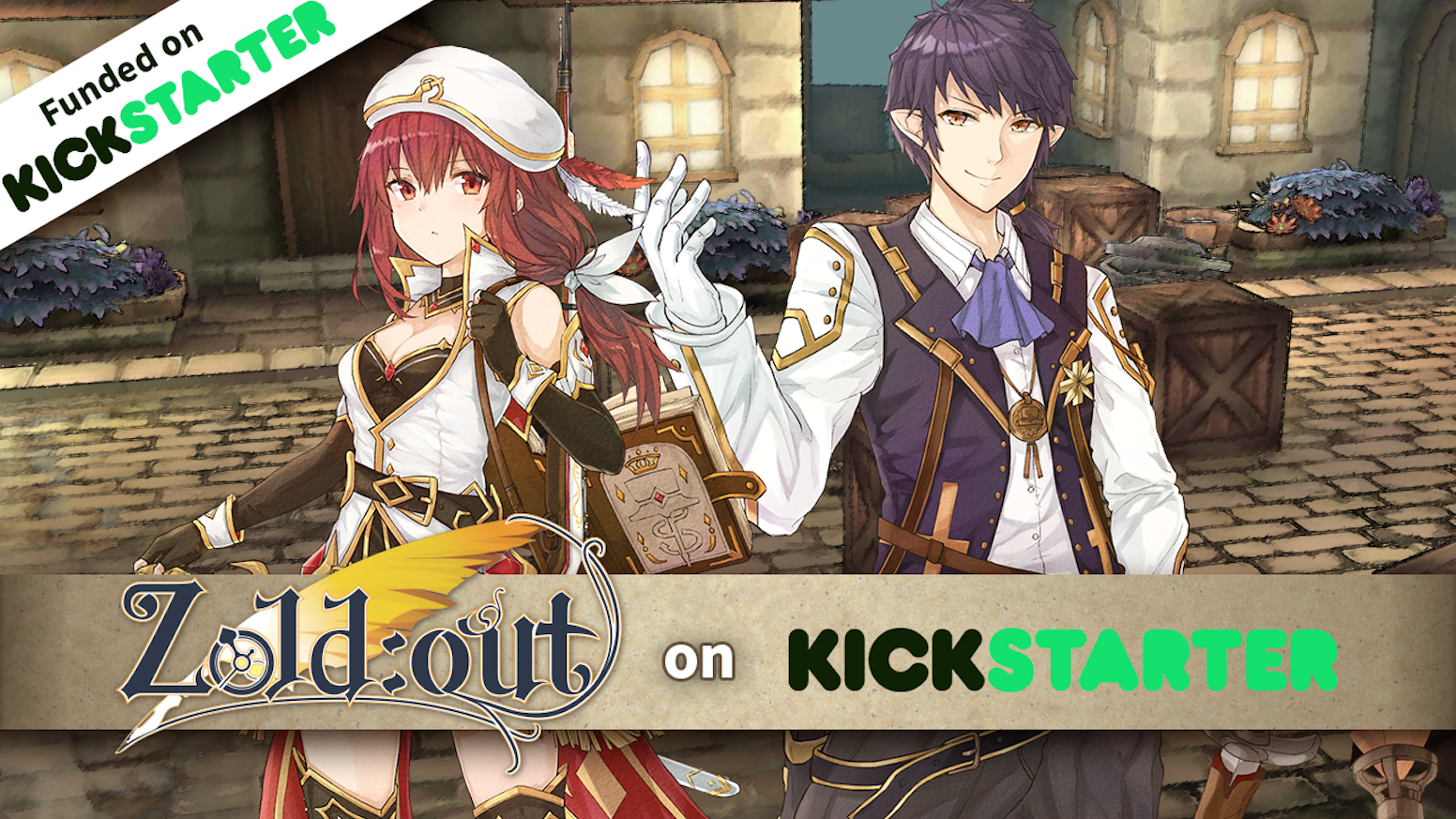 Zoldout Is An Anime Style Tactical RPG With New Stylish Gameplay Come To
