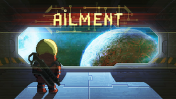 Ailment - pixelart action game for iOS/Android