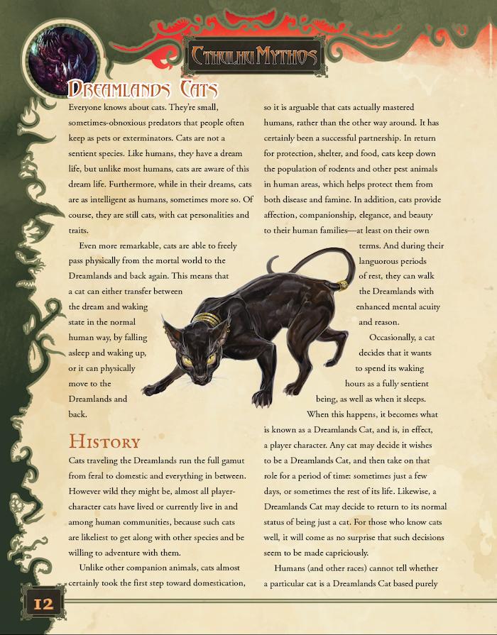 Sandy Petersen's Cthulhu Mythos for Pathfinder by Sandy Petersen