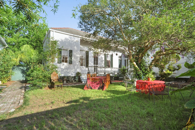 Our humble Air B&B home in New Orleans, LA