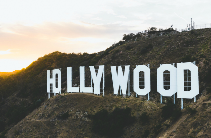 The legendary Hollywood Sign another visual must on our cinematic hit list - Photography by The Modern Hiker