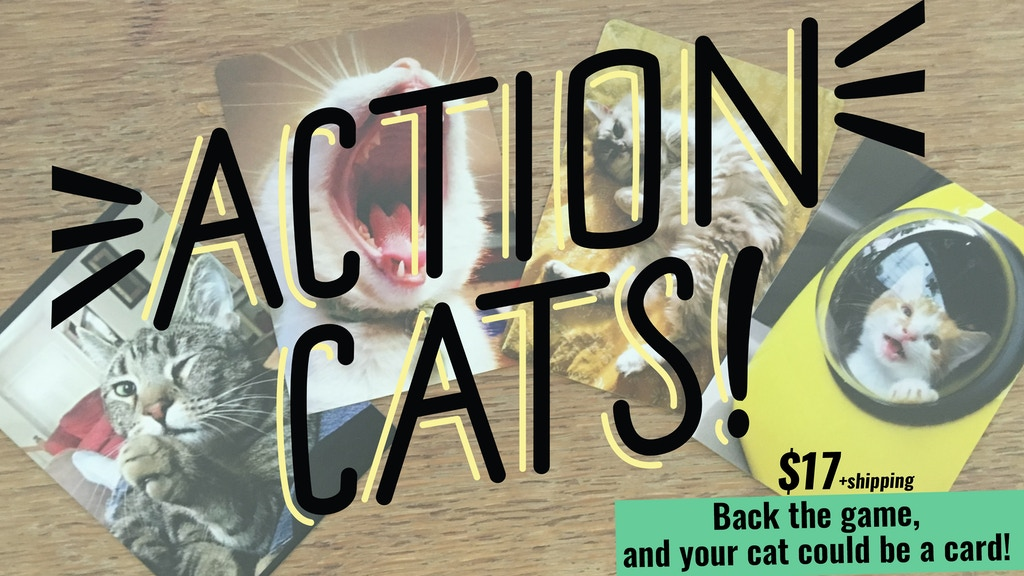 Action Cats! project video thumbnail