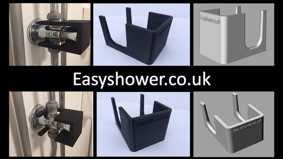 easyshower - Hastle free showering